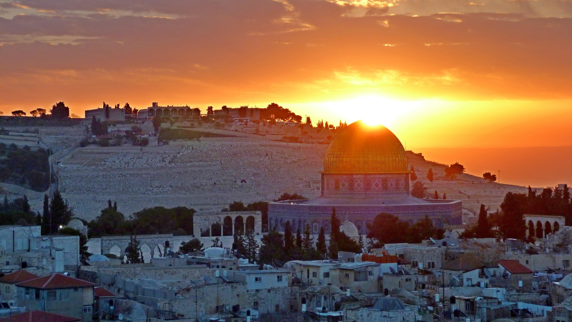 Image result for Jeruzalem će gaziti pogani sve dok se ne navrše vremena pogana.