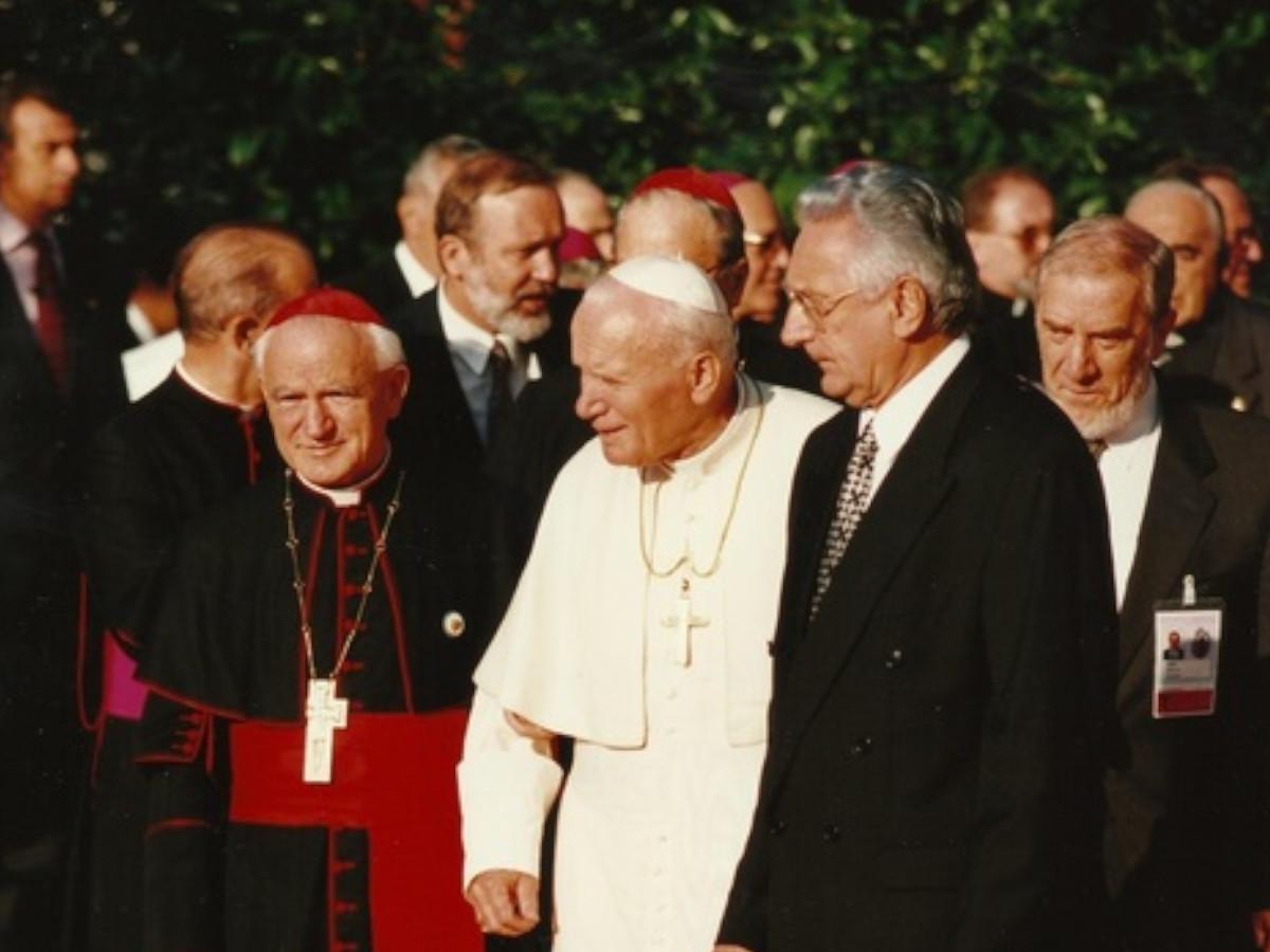 Kardinal Franjo Kuharic Prvi Je Nositelj Velereda Predsjednika