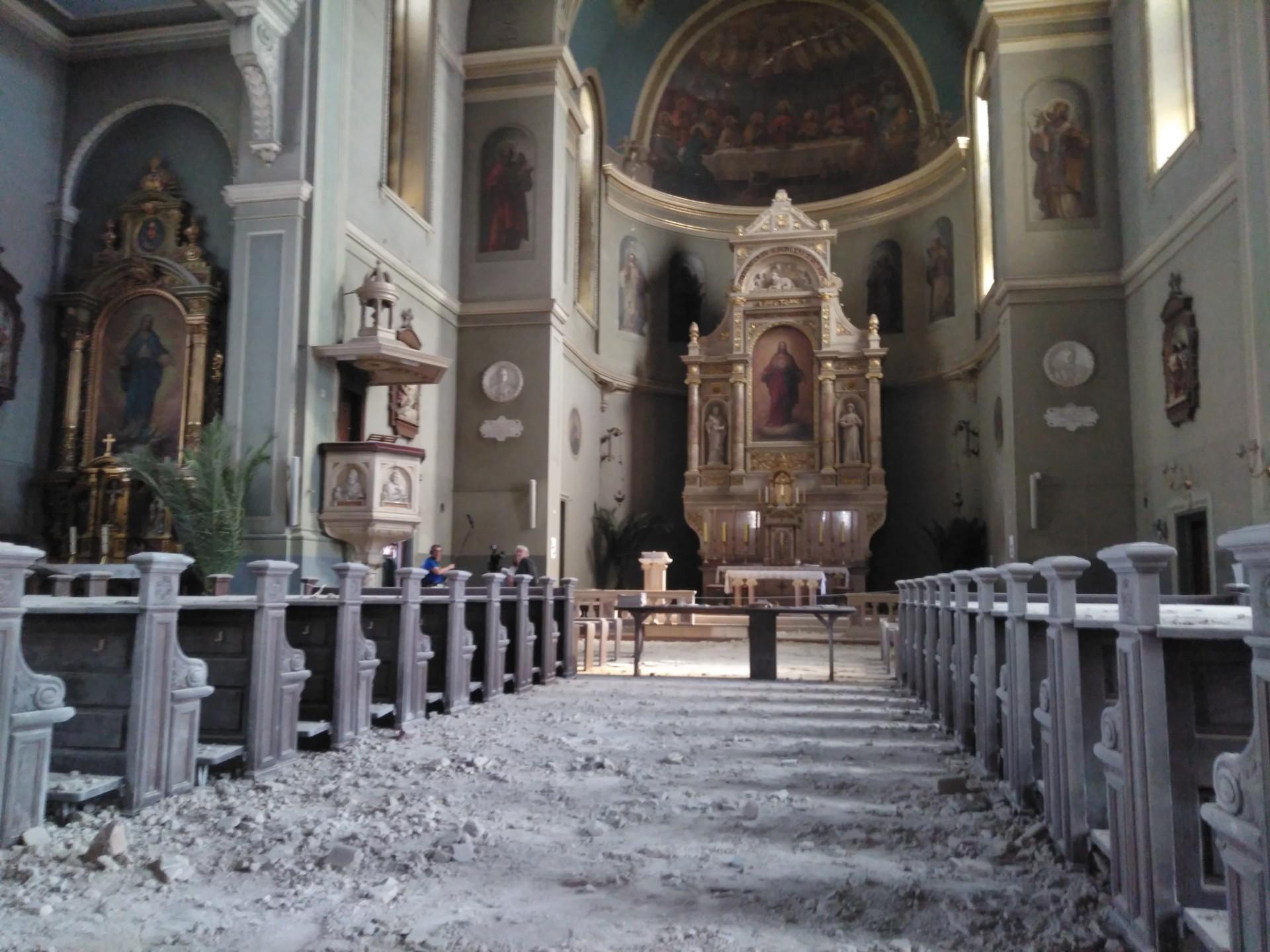Nasa Bazilika Ce Opet Biti Sjajna I Obnovljena Ako Ne Za Krace