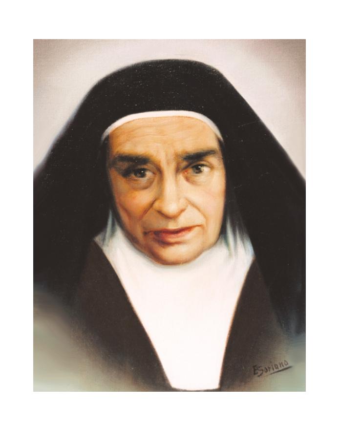 Upoznajte jednu od najvećih karmelićanki i mističarki 20. stoljeća - sv.  Maravillas od Isusa   HKM