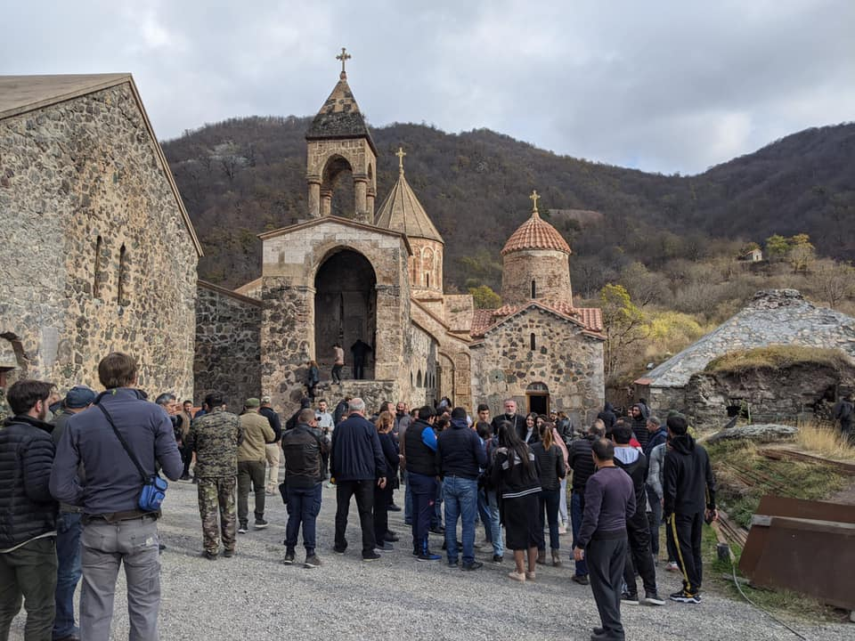 Progon i ponižavanje armenskih kršćana prolaze nezapaženo   HKM